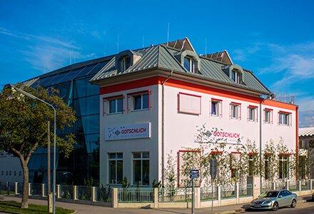 GOTSCHLICH Zentrale in Wien