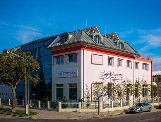 GOTSCHLICH Zentrale in Wien Produktion Drehsperren